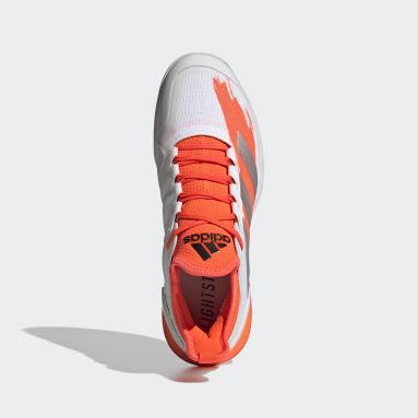 Tennis White Adizero Ubersonic 4 Tennis Shoes