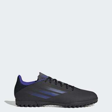 Chaussure X Speedflow.4 Turf noir Soccer