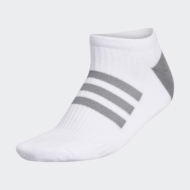 Calcetines tobilleros Golf Comfort Blanco Mujer Golf