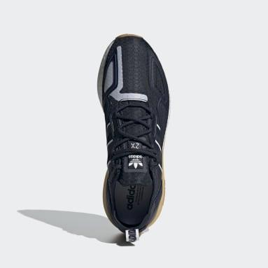 ZX 2K Boost Shoes Niebieski