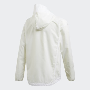 Coupe-vent XFG Must Haves Blanc Filles Sportswear