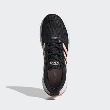 Kids 4-8 Years Running Black Runfalcon Shoes