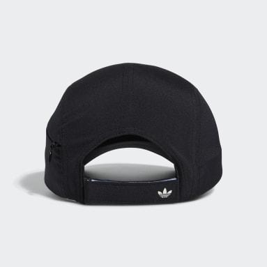 Men's Originals Black Sideline Four-Panel Hat
