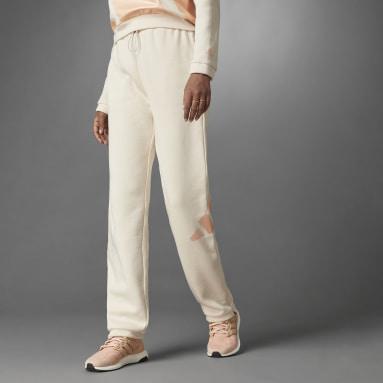 Women Sportswear White Logo Pants