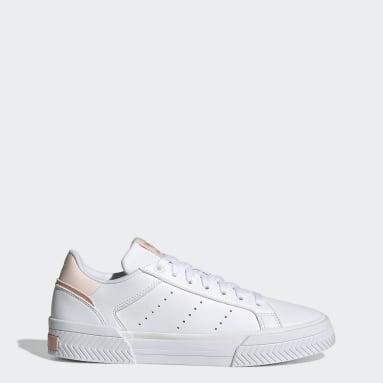 Women Originals White Court Tourino Shoes
