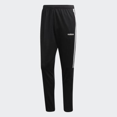 Men Football Black Essentials Sereno 19 Training Pants