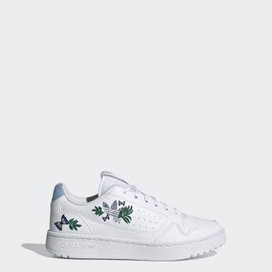 Chaussure NY90 Blanc Filles Originals