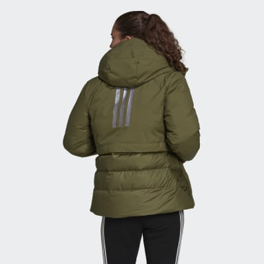 Giacca Traveer COLD.RDY Verde Donna City Outdoor