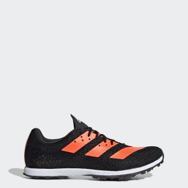 Women's Track & Field Black Adizero XC Sprint Shoes