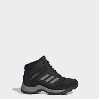 Çocuklar TERREX Siyah Terrex Hyperhiker Yürüyüş Ayakkabısı