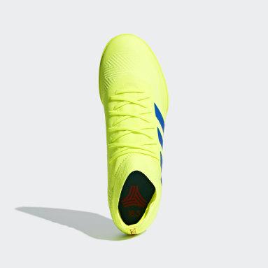 Calzado de Fútbol Nemeziz Tango 18.3 Bajo Techo Amarillo Hombre Fútbol