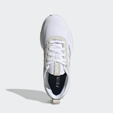 Women Sport Inspired White Lite Racer Rebold Shoes