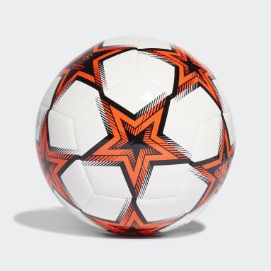 ฟุตบอล สีขาว ลูกฟุตบอล UCL Club Pyrostorm