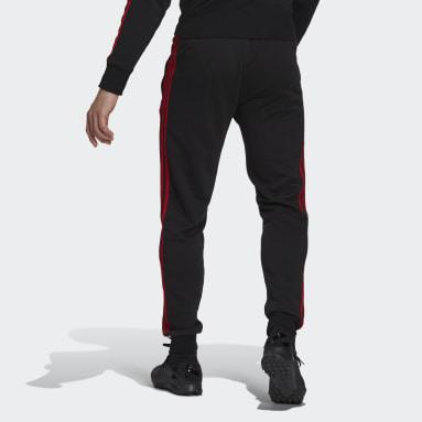 Pantaloni da allenamento FC Bayern München Nero Uomo Calcio