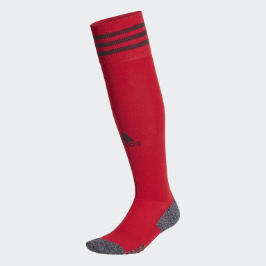 Fodbold Rød Adi 21 sokker