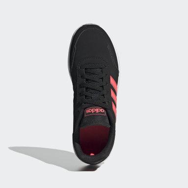 Barn Löpning Svart VS Switch Shoes