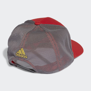 Mo Salah Cap Czerwony