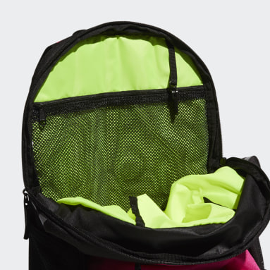 Soccer Pink Stadium Backpack