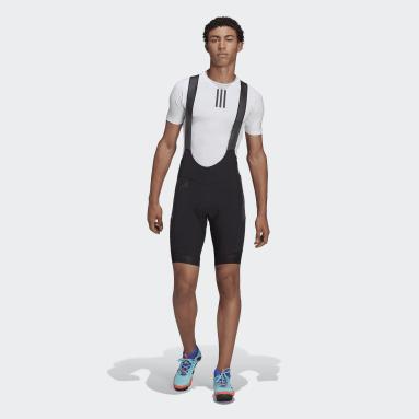 Cuissard à bretelles The Padded Adiventure Cycling Noir Hommes Cyclisme