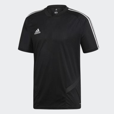 Camiseta entrenamiento Tiro 19 Negro Hombre Gimnasio Y Entrenamiento