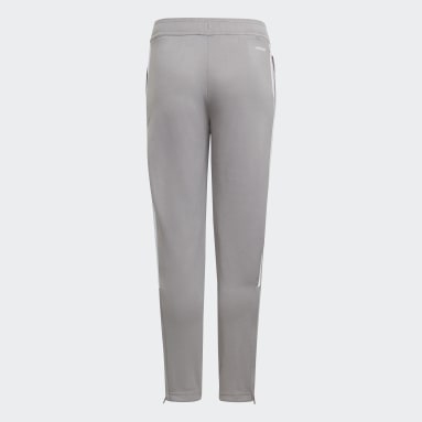 Youth Soccer Grey Tiro Fading Pants