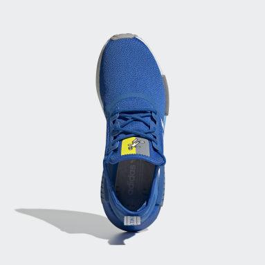 Originals modrá Boty NMD_R1