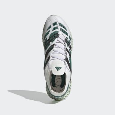 Soccer White Predator Accelerator 4D EQT Sneakers