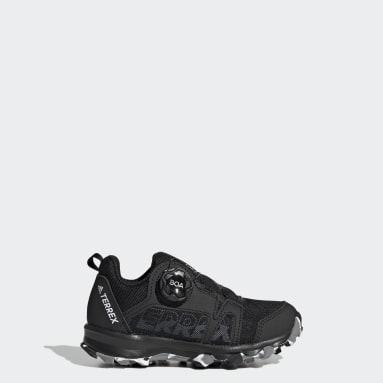 Terrex Boa Hiking Shoes Czerń