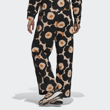 Pantalon adidas Sportswear Marimekko Fleece Rose Femmes Sportswear