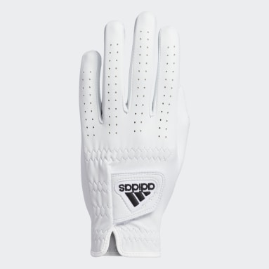 Golf biela Rukavica Ultimate Leather