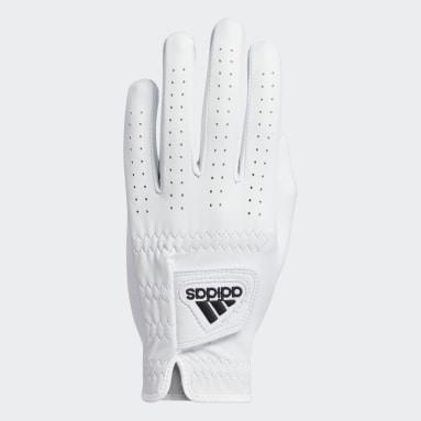 Golf bílá Rukavice Ultimate Leather