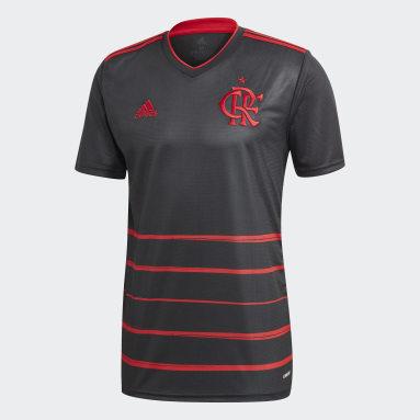 Camisa 3 CR Flamengo 20/21 Preto Homem Futebol