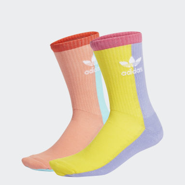 Originals vícebarevná Ponožky Crew