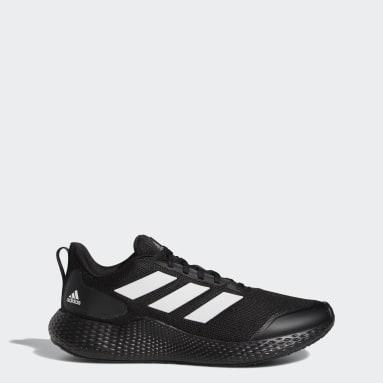 Koşu Siyah Edge Gameday Ayakkabı