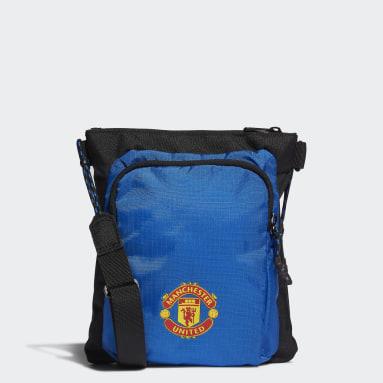 Fußball Manchester United Organiser Tasche Schwarz