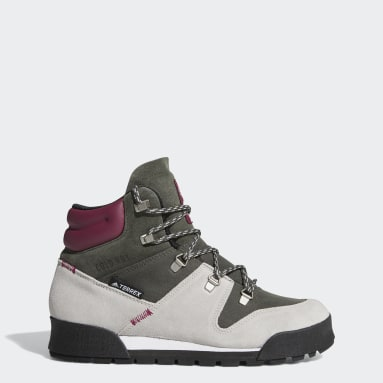 зеленый Ботинки для хайкинга Terrex Snowpitch