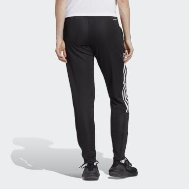 Women's Lifestyle Black Tiro 21 Track Pants
