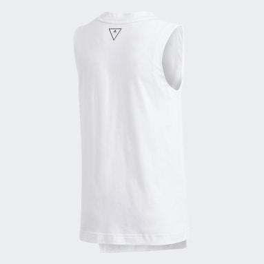 Canotta XFG Bianco Ragazza Sportswear