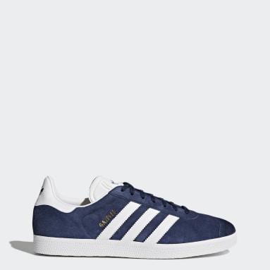 Chaussure Gazelle Bleu Originals