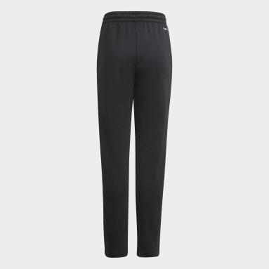 черный Зауженные брюки AEROREADY Messi Football-Inspired