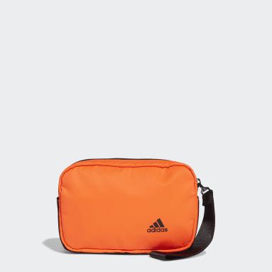 Women's Training Orange Essential Small Pouch