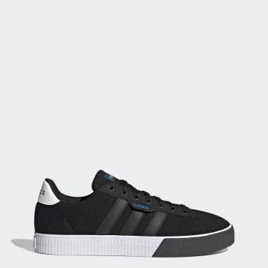 Men's Essentials Black Daily 3.0 Shoes