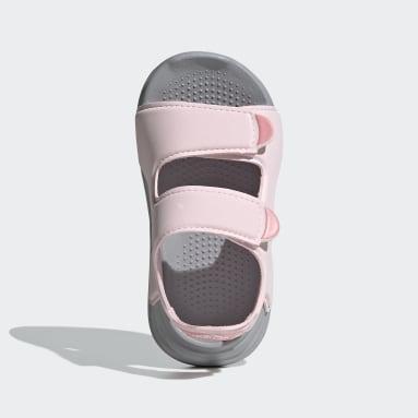 Sandalias para Agua Rosa Niño Natación