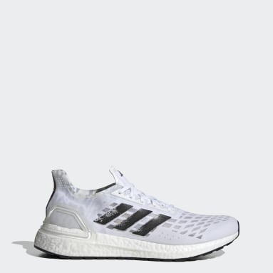 Herr Löpning Vit Ultraboost PB Shoes