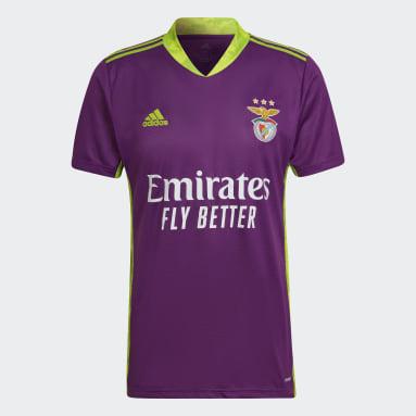 SLB GK Violeta Hombre Fútbol