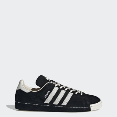 Men Originals Black Campus 80s Shoes
