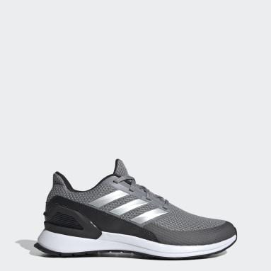 Running Grey RapidaRun Shoes