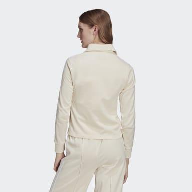 Women's Originals White Adicolor Classics Track Jacket