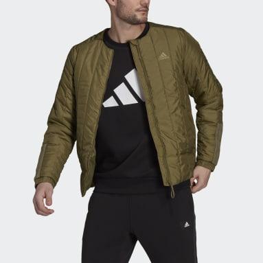 Mænd Overtøj Med Gadestil Grøn Itavic 3-Stripes Light jakke
