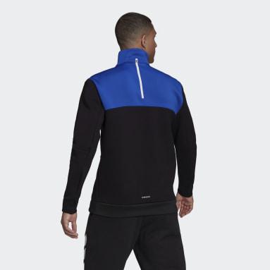 Men Sport Inspired Black adidas Z.N.E. Sportswear Track Top